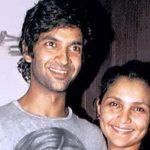 Purab Kohli with Yamini Namjoshi