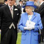 Queen Elizabeth with her husband Philip