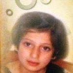 Raai Laxmi childhood photo