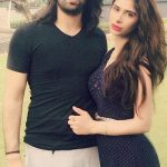 Rabia Sidhu with her boyfriend, Shivv