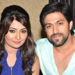 radhika-pandit-with-her-husband-yash