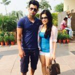 Radhika Madan with her boyfriend, Ishan Arya