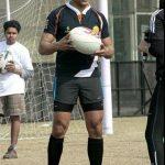 Rahul Bose rugby