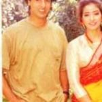 Rahul Roy with Manisha Koirala