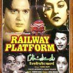 Railway Platform 1955