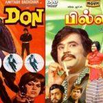 Rajinikanth Billa remake of Don