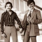Rajinikanth and Kamal Haasan in Apoorva Raagangal