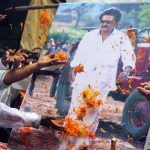 Rajinikanth worshipped by his fans