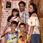 Rajiv Thakur family