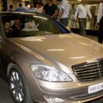 Rakesh Roshan Mercedes-Benz