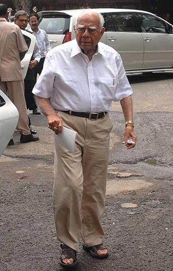 Ram Jethmalani Lawyer