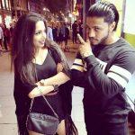 Rameet Sandhu with Raftaar