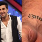Ranbir Kapoor's Tattoo On His Wrist
