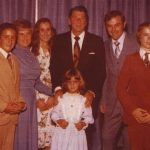 Rand paul with his parents and siblings