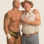 Randy Orton father Bob Orton