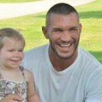 Randy Orton with Daughter