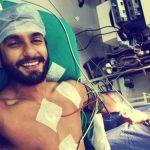 Ranveer Singh injury during Bajirao Mastani