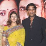 Ravi Kishan with Nagma