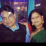 Ravi Dubey's Parents