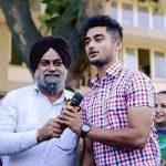 Ravneet Singh father