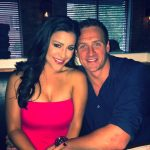 Rayan Lochte on a date with his ex-gf Amanda Sauer