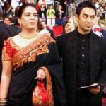Reena with his ex-husband Aamir Khan