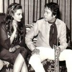 Rekha with Navin Nischol