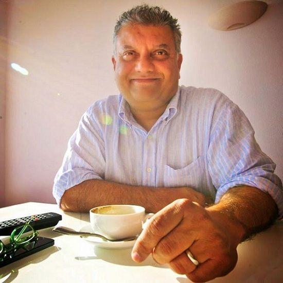 Retired TV Executive Peter Mukerjea