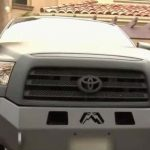 Rey Mysterio Customized Toyota Tundra Truck