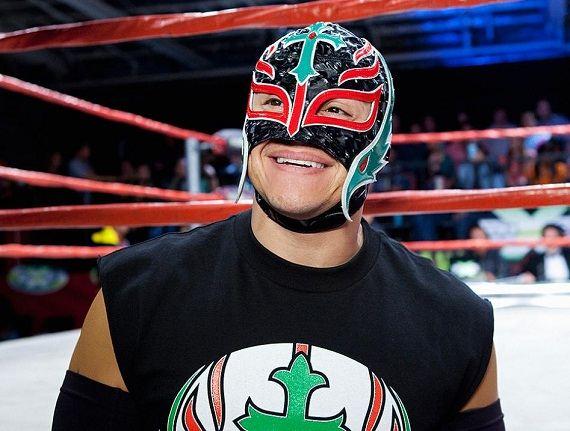 Rey Mysterio profile