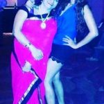 Ridhima Tiwari with her mother