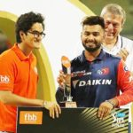 Rishabh Pant - Emerging Player of the Season (IPL 11)