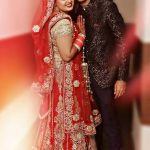 Rishi Dev with his sister