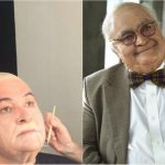 Rishi Kapoor make-up for Kapoor & Sons