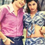 Rishi Kapoor with Dimple Kapadia