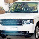 Riteish Deshmukh Range Rover