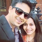 Rohan Joshi with Shaheen Bhatt with Rohan Joshi