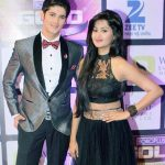 Rohan Mehra with Kanchi Singh
