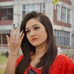 Rubel Hossain girlfriend Naznin Akter Happy