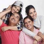 Ruhani Sharma family
