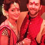Rukmini Sahay with Neil Nitin Mukesh