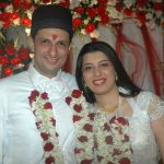 Rushad Rana With His Wife