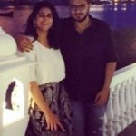 Rytasha Rathore dated Siddharth Dwivedi
