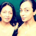 Rubina Bajwa mother and sister Sabrina Bajwa