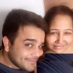 Sachin Ahuja mother