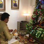 Sachin Ganesha Worship