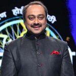 Sachin Khedekar host of Marathi KBC