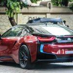 Sachin Tendulkar BMW i8