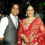 sachin-tyagi-with-his-wife-rakshanda-khan