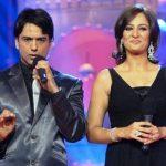 sachin-tyagi-with-his-wife-rakshanda-khan-as-hosts